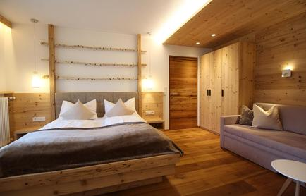 Suite in Ahrntal Valley