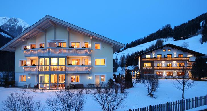 Apartment Hotel Ahrntal in Southtyrol - ski and hiking holidays in Valle Aurina in Lutago