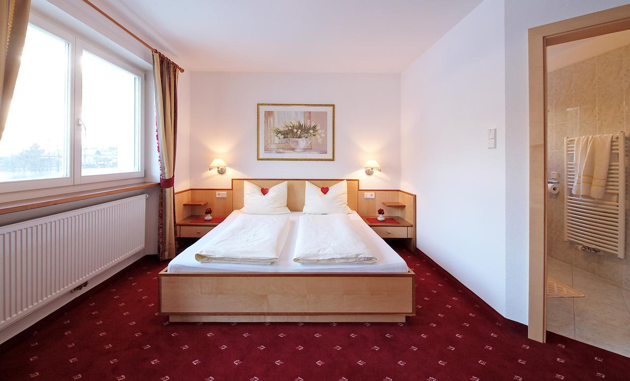 Camere in valle aurina hotel erlhof offerte benessere e for Affitti cabina sole valle